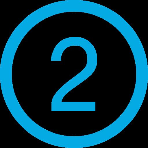 001 number two in a circle - ¿Cómo funciona?