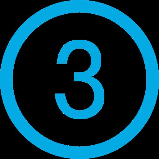 005 number three in a circle - ¿Cómo funciona?