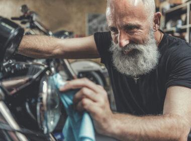 Limpiar motos