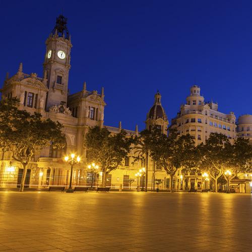valencia - Parking para motos en Valencia