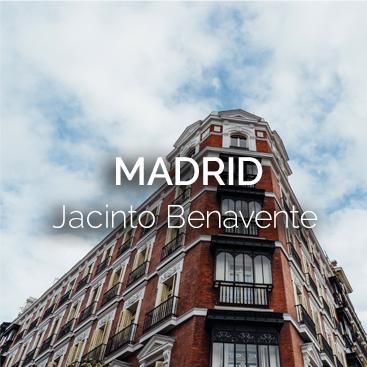 Jacinto Benavente - Parkings Privados para motos en Alicante