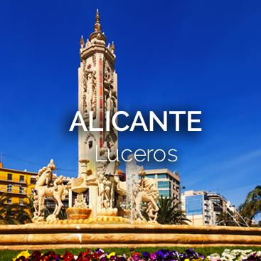 Luceros - Parkings Privados para motos en Alicante
