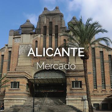 Mercado - Parkings Privados para motos en Alicante