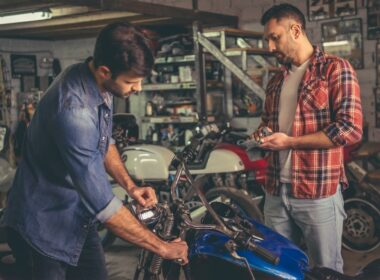 cuidados moto eléctrica